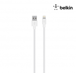 Cable Belkin USB/Ligth Blanco 3M