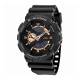 Casio Men's GA110RG-1A G-Shock Black Watch