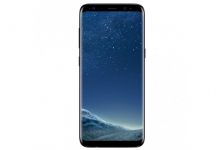 Celular Samsung Galaxy S8 64GB Midnight Black