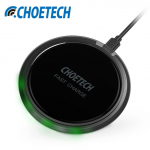 CHOETECH Fast Wireless Charging Pad Qi for iPhone Xs Xs Max Xr and Samsung