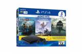 PS4 Hits 1TB + 1 Control + 3 juegos + Plus 3 meses
