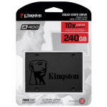 Disco Duro Estado Solido Kingston A400 240GB
