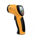 Dr.meter Non-contact Digital Laser Infrared Thermometer with Backlit LCD Display(-122℉~1022℉)