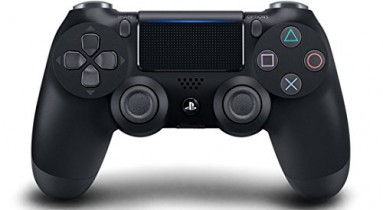 DualShock 4 Wireless Controller for PlayStation 4 – Jet Black (CUH-ZCT2)