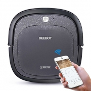 ECOVACS SLIM Neo Robotic Vacuum Cleaner for Bare Floor, Smart Robot , APP control, Wi-Fi connected