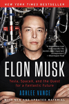 Libro Elon Musk: Tesla, SpaceX, and the Quest for a Fantastic Future