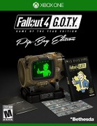 Fallout 4 Game of The Year Pip-Boy Edition – PlayStation 4 o Xbox One