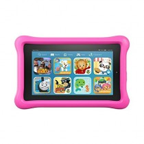 Fire Kids Edition Tablet, 7″ Display, Wi-Fi, 16 GB, Pink Kid-Proof Case