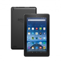 Fire Tablet, 7″ Display, Wi-Fi, 8 GB – Includes Special Offers, Black