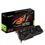 Gigabyte GeForce GTX 1080 Windforce OC GV-N1080WF3OC-8GD