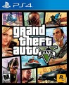 Grand Theft Auto V – PlayStation 4 [Digital]