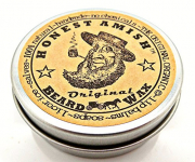Honest Amish Original Beard Wax – All Natural and Organic