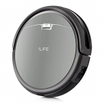 ILIFE A4s Robot Vacuum Cleaner with Strong Suction and Remote Control