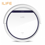ILIFE V3s pro Robotic Vacuum Cleaner with Smart Auto Cleaning Dry Mopping Remote control for Pets Hair