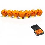 Set of 7Pcs 4cm Dragon Ball 7 Stars Crystal Balls