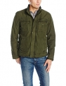 Levi's Men's Washed Cotton Two Pocket Sherpa Lined Trucker Jacket