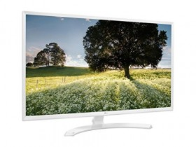 LG 32MP58HQ-W White 31.5″ FHD IPS Widescreen LED Backlight Monitor 5ms 1920 x 1080 at 60 Hz, On Screen Control w/ Screen