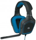 LOGITECH G430 DTS Headphone: X and Dolby 7.1 Surround Sound Gaming Headset