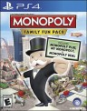 Monopoly Family Fun Pack – PlayStation 4 Standard Edition