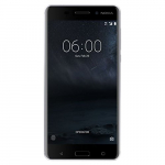 Nokia 6 – 32 GB – Unlocked (AT&T/T-Mobile) – Silver