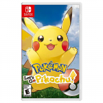 Videojuego SWITCH POKÉMON LET´S GO PIKACHU
