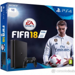 Consola PlayStation 4 Slim 1TB + FIFA 18