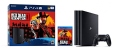 Playstation 4 Slim 1TB + Red Dead redemption 2 + 2 controles