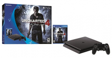Playstation 4 Slim – 500Gb – Uncharted