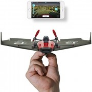 POWERUP FPV Smartphone Controlled Paper Airplane with Live Streaming Camera