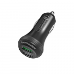 Cargador Dual USB para carro RAVPower Quick Charge 3.0
