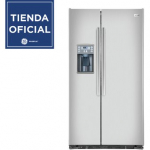 Refrigerador No Frost 717L Inoxidable GE Profile