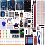 RFID Master Starter Kit for Arduino, Kuman Update UNO R3 projects with Tutorials