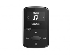 Sandisk 8GB Clip Jam MP3 Player (Black)