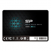 Silicon Power 512GB SSD 3D NAND A55