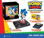 Sonic Mania collectors edition – PS4, XBOX, PC