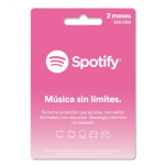 Pin Virtual SPOTIFY 2 Meses