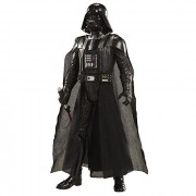 Star Wars Big Figs Deluxe 20″ Darth Vader Action Figure with Lightsaber