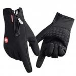 Waterproof Winter Warm Gloves Men