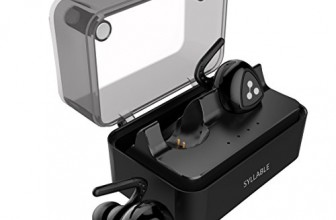 Syllable D900MINI Wireless Bluetooth Headphones Stereo In-Ear
