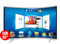 TV 32″ 80 cms HYUNDAI HD Curvo HYLED3213iNTC