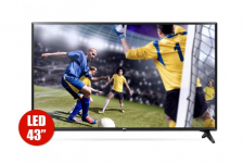 LED 43″ Smart TV Full HD| LG 43LJ550T