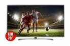 Televisor Lg Led 70UJ658T 4k Smart Tv 70 pulgadas Bluetooth HDR