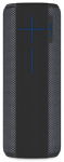 UE MEGABOOM Charcoal Black Wireless Mobile Bluetooth Speaker (Waterproof and Shockproof)