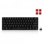 Velocifire K61WS Wireless Mechanical Keyboard 61-Key Compact Size