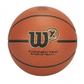 Wilson X Connected Smart Basketball with Sensor that Tracks Shots