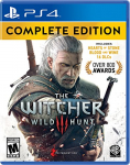Witcher 3: Wild Hunt Complete Edition – PS4 o XBOX
