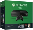 Xbox One 500GB Console – Name Your Game Bundle