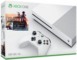 Xbox One S 500GB – Battlefield 1 Bundle