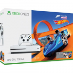 Xbox One S 500GB Console – Forza Horizon 3 Hot Wheels Bundle
